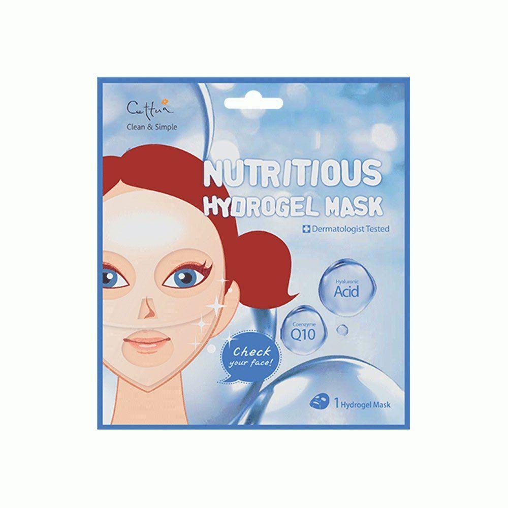 CETTUA CLEAN & SIMPLE NUTRITIOUS HYDROGEL MASK