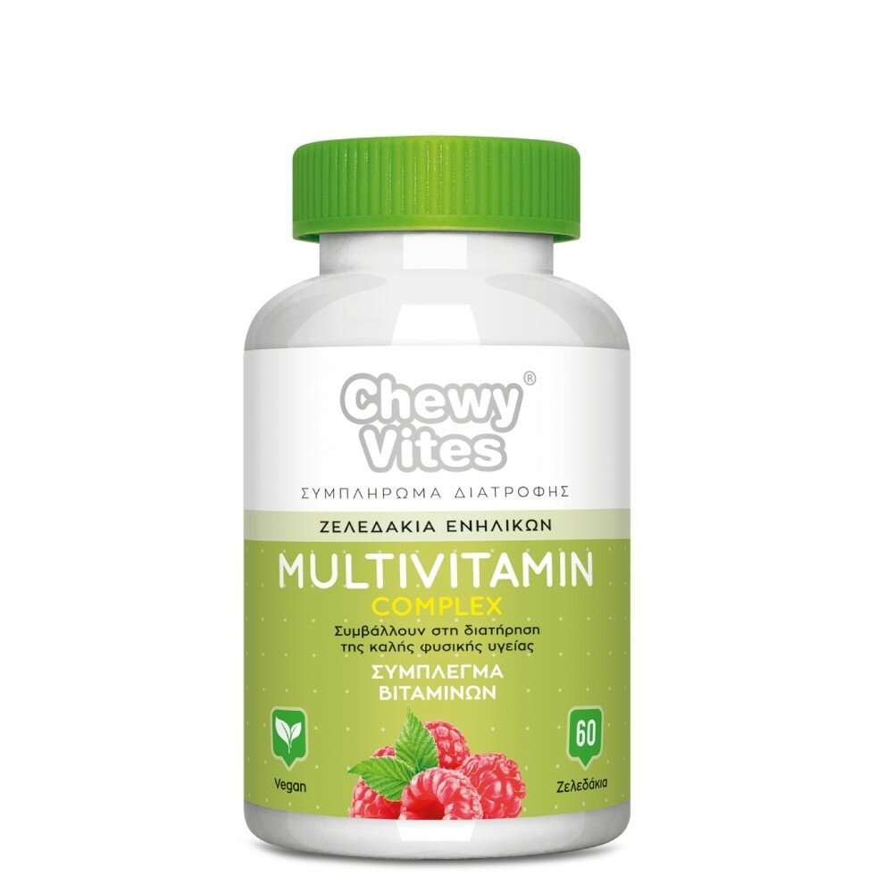 CHEWY VITES ADULTS - MULTIVITAMIN COMPLEX