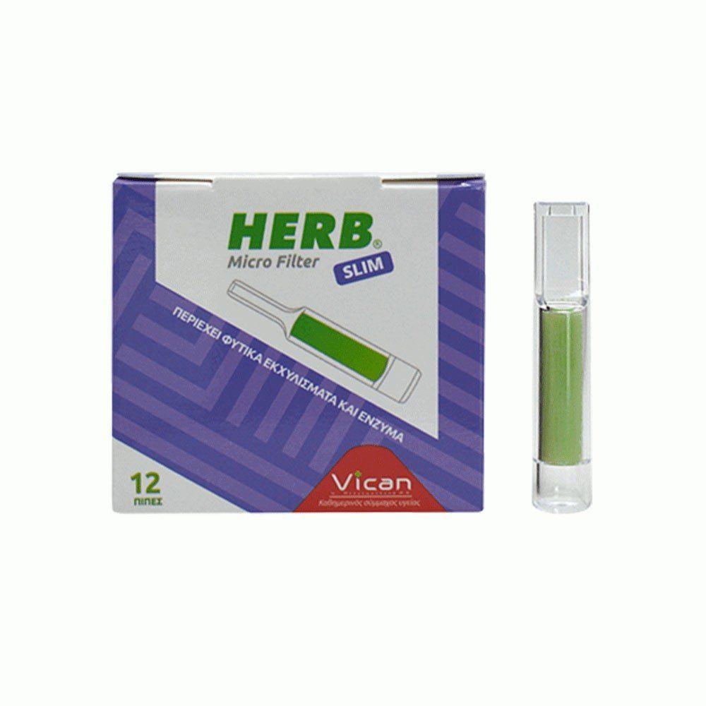 HERB MICRO FILTER για slim τσιγάρο