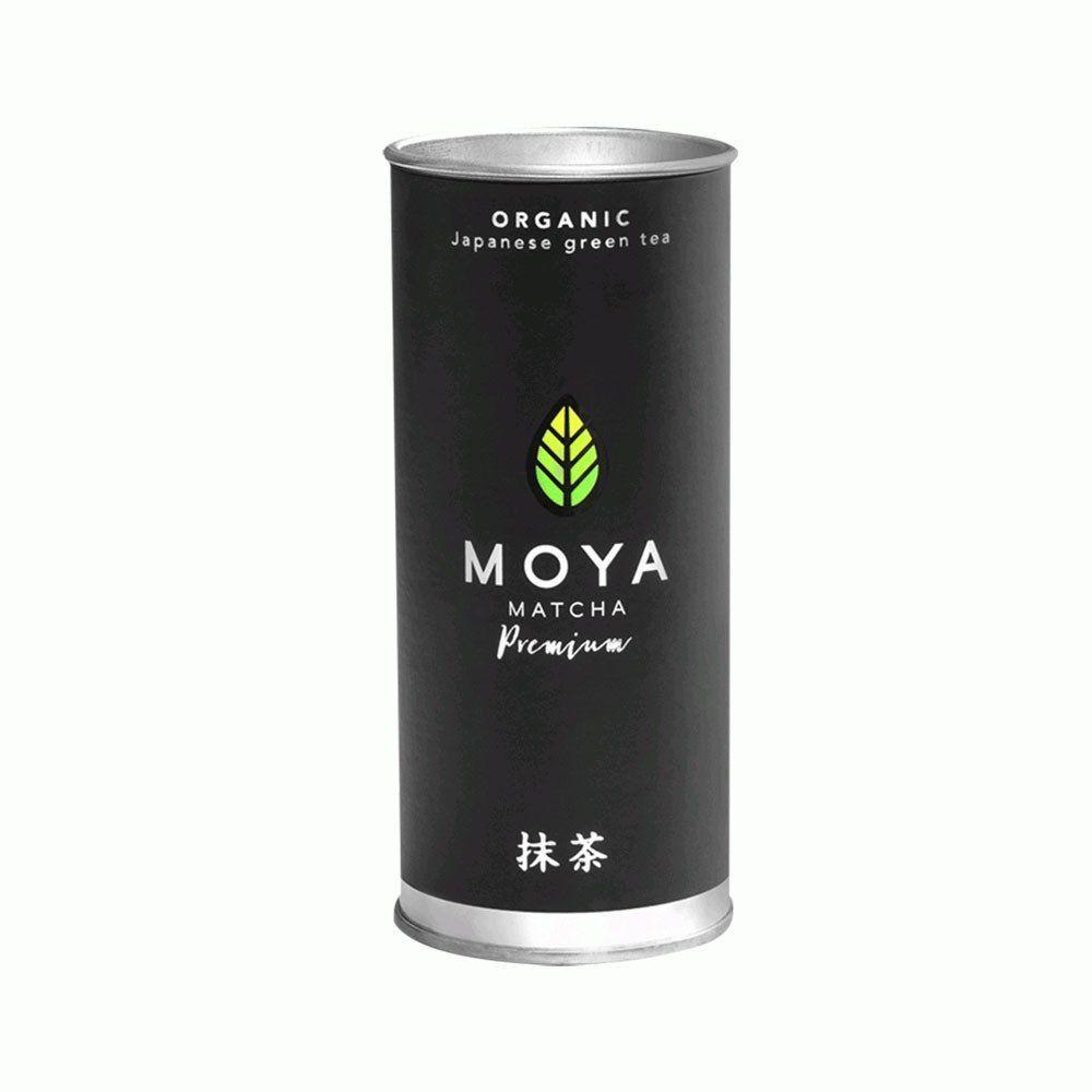 MOYA MATCHA ORGANIC JAPANESE GREEN TEA PREMIUM 30