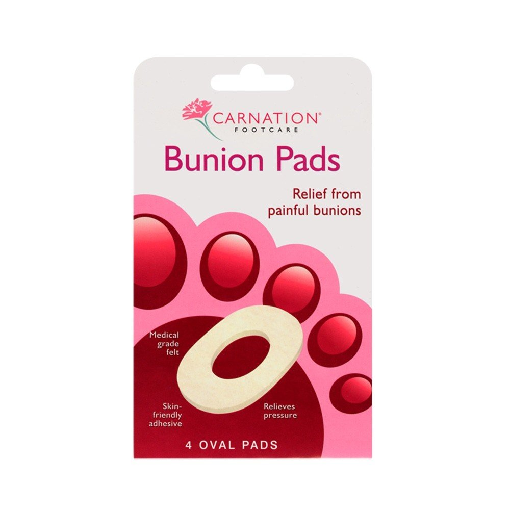 CARNATION FELT BUNION RINGS