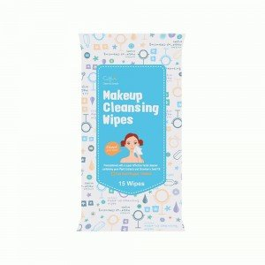 CETTUA CLEAN & SIMPLE MAKE UP CLEANSING WIPE