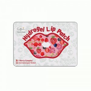 CETTUA CLEAN & SIMPLE HYDROGEL LIP PATCH