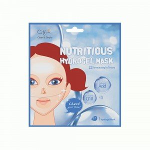 CETTUA CLEAN & SIMPLE NUTRITIOUS HYDROGEL MASK