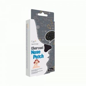CETTUA CLEAN & SIMPLE CHARCOAL NOSE STRIP