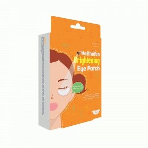 CETTUA CLEAN & SIMPLE HALF MOON BRIGHTENING EYE PATCH