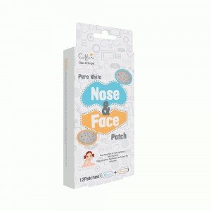 CETTUA CLEAN & SIMPLE NOSE & FACE PATCH