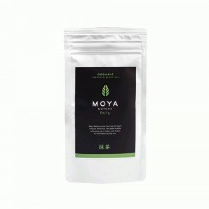 MOYA MATCHA ORGANIC JAPANESE GREEN TEA DAILY