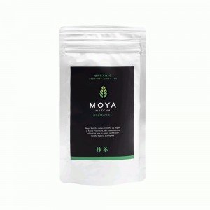 MOYA MATCHA ORGANIC JAPANESE GREEN TEA TRADITIONAL