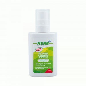 HERB MOUTH SPRAY