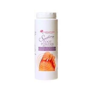 CARNATION SOOTHING FOOT POWDER