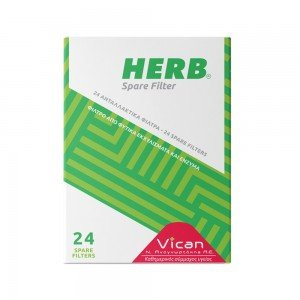 HERB CIGARETTE FILTERS