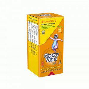 CHEWY VITES BITAMINH C (αρκουδάκια)