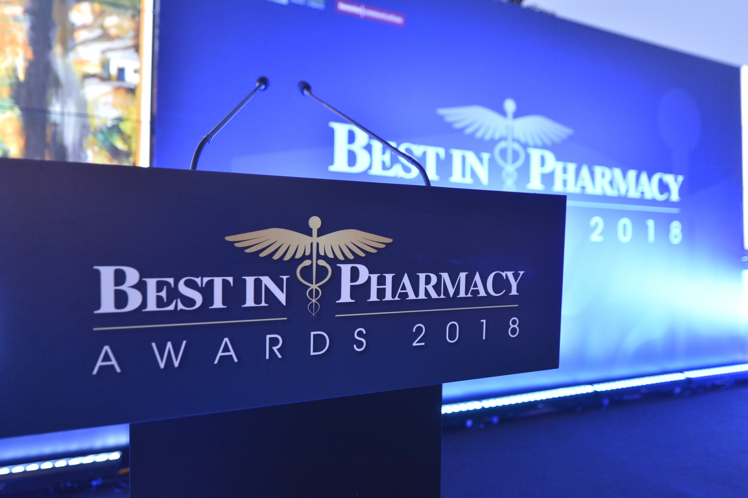 Τρία βραβεία κατέκτησε η VICAN στα Best in Pharmacy Awards 2018