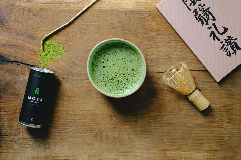 Γιατί το Moya Matcha Tea δεν είναι ένα συνηθισμένο τσάι;